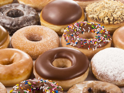 Graduates Can Safe a Dozen Krispy Kreme Doughnuts Free Day after right this moment