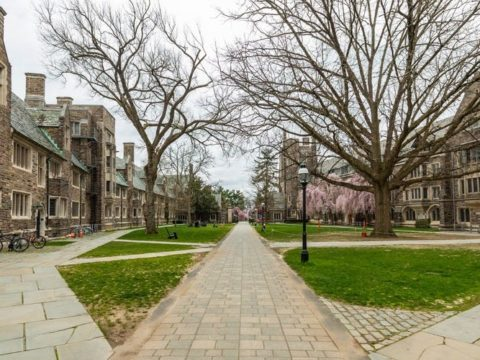 Photos of empty college campuses that picture how varied graduation season looks to be like this year