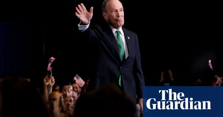 Michael Bloomberg donates £1m to fund online UK summer colleges