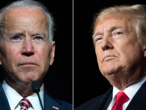 CNN Ballot: Biden tops Trump nationwide, nevertheless battlegrounds tilt Trump