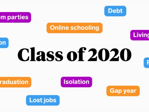 The formula forward for Gen Z as the class of 2020 graduates into chaos