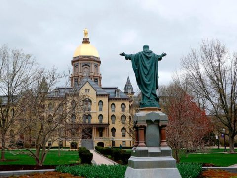 Notre Dame plans to carry college students merit to campus 2 weeks early and will skip drop spoil