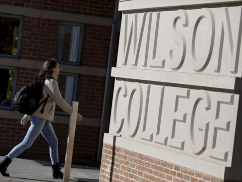 Princeton to drop Woodrow Wilson's name from college