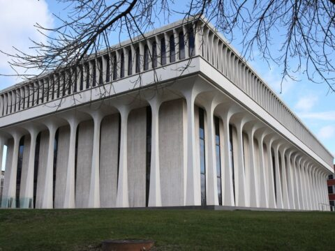 Princeton to Catch away Woodrow Wilson's Title From Its Public Policy School