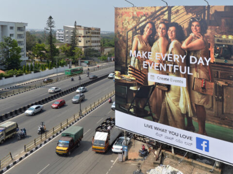 Facebook makes education push in India