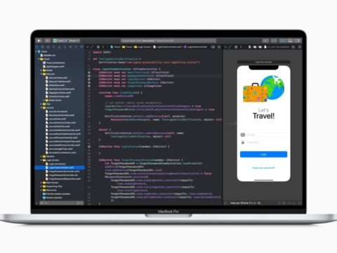 Apple is offering lecturers a free coding direction