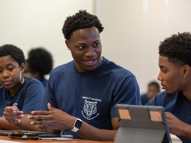 Apple brings coding and app keep to more Sad universities and colleges