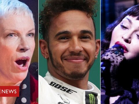 Quiz of the week: Which megastar called out disinformation?