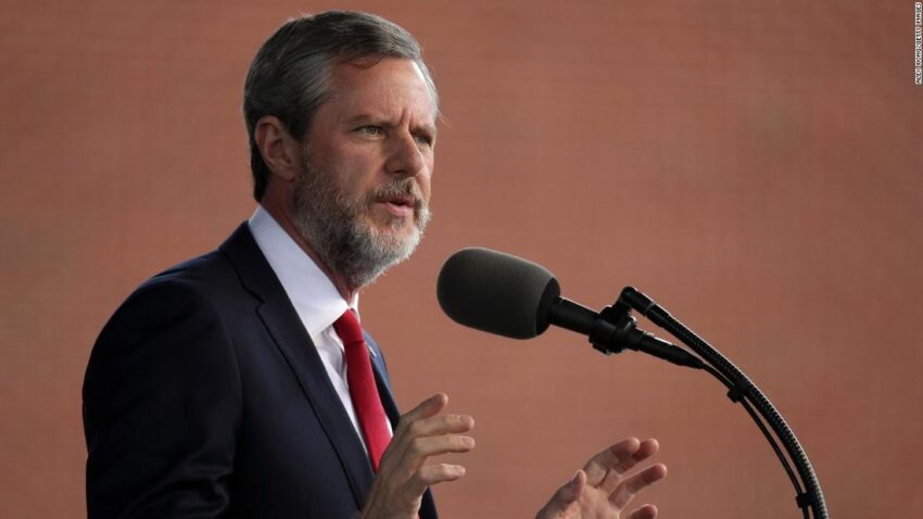 Jerry Falwell Jr. will take a beat back of absence from Liberty University