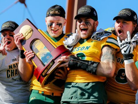 The NCAA's FCS playoffs will not happen this tumble after two more conferences postpone soccer