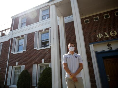 Coping with campus coronavirus: U.S. fraternities, sororities give it the earlier long-established try