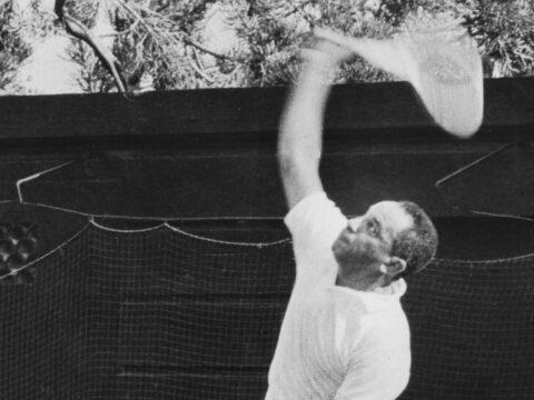 Robert Ryland, Who Broke a Tennis Barrier, Dies at 100