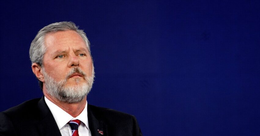 Jerry Falwell Jr. Is Formally Out at Liberty University