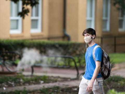 As Campuses Change into COVID-19 Hot Spots, Faculties Stress Under Financial Pressures