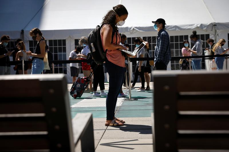 COVID-19 cases among younger adults in U.S. upward thrust 55% in August: CDC